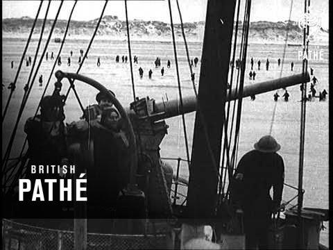 Evacuation Of The BEF (1940)
