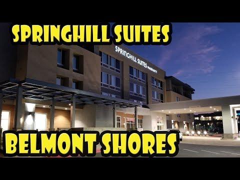 Springhill Suites Belmont Redwood Shores Hotel Review