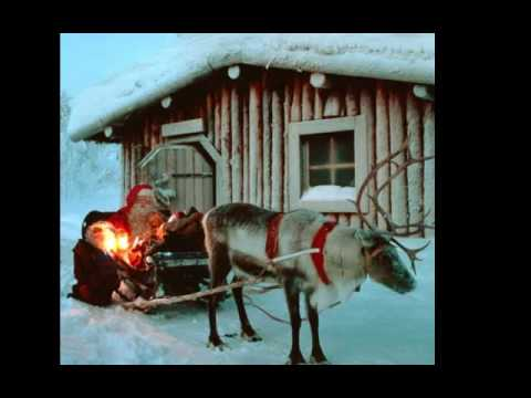 the real santa claus lives in finnish lapland youtube - Where Can I Find Santa Claus