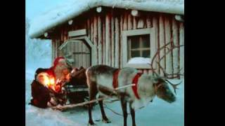 The Real Santa Claus lives in Finnish Lapland