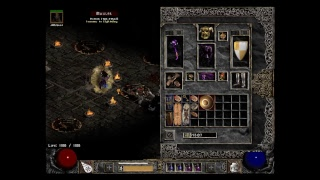 Full Tal Sorc Farming (Major Upgrades) - Diablo 2