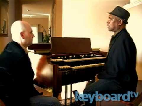 Booker T. Jones for Keyboard TV