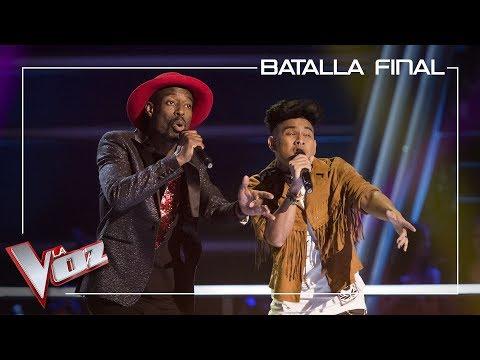 Mel y Lion cantan 'Havana' | Batalla final | La Voz Antena 3 2019