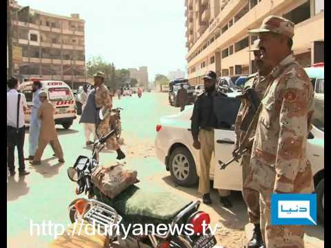 Dunya News-31-01-2012-Law & Order in Karachi