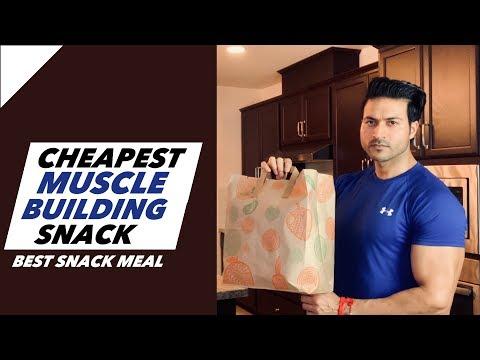Best & Cheapest Muscle Building Snack   Full detail by Guru Mann