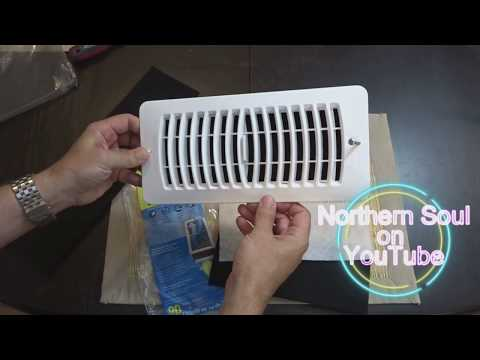 DIY Air Filters for House Vents Dust Allergies, Mold in the House – Northern Soul channel