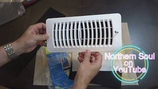DIY Air Filters for House Vents Dust Allergies, Mold in the House - Northern Soul channel