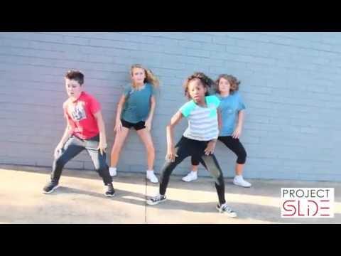 Pokemon Go Hip Hop Dance - Project Slide