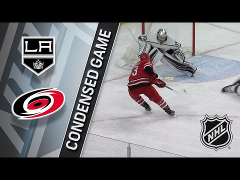 02/13/18 Condensed Game: Kings @ Hurricanes