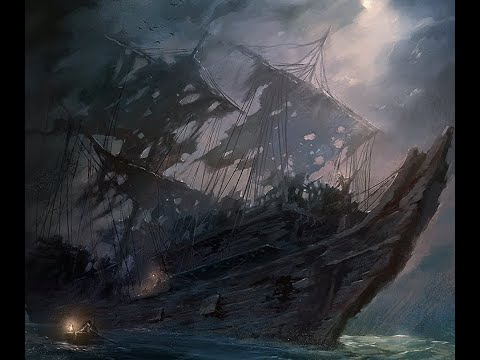 Lazy D&D Prep: Ghosts of Saltmarsh, Salvage Operation pt 1