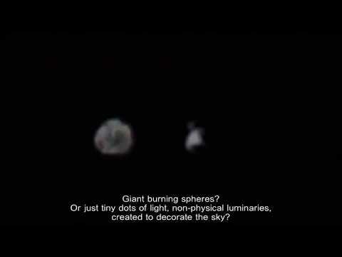 أضواء السماء الدنيا - حقيقة الكواكب و النجوم