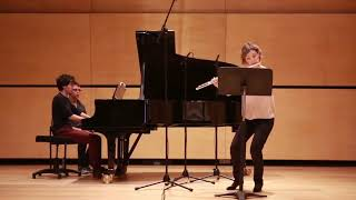 Gabriel Faure Fantasie for flute and piano