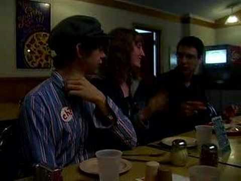 Aaron and Paul sing Yellow Submarine!
