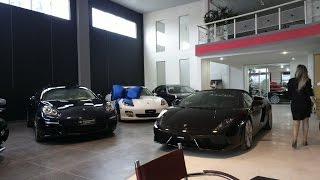 Jarjour/Diamond Cars Atual Showroom