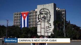 Cuba: Carnival's Next Destination Spot