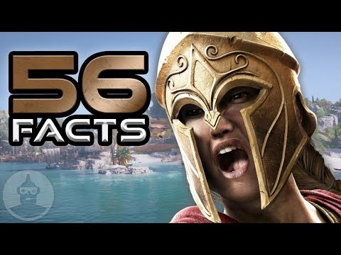 56 Assassins Creed Odyssey Facts You Should Know! | The Leaderboard