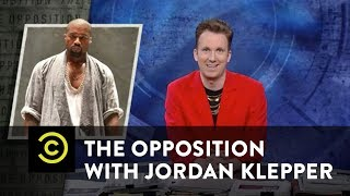 Kanye West Goes Conservative - The Opposition w/ Jordan Klepper