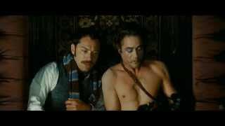 Шерлок Холмс 2 Игра Теней 2011.Трейлер.HD (720P)