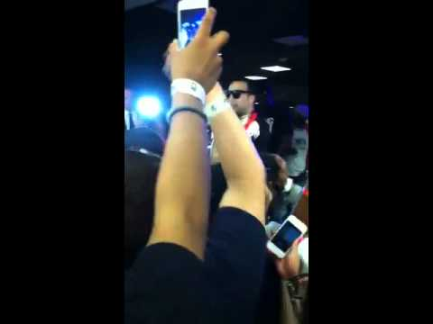 French Montana at BestBuy in NYC 2