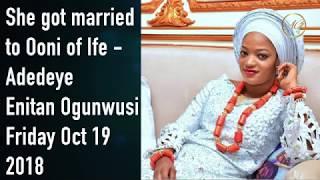 Meet Prophtess Naomi Oluwaseyi - The New Queen  - Olori of Ife