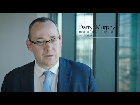 "Darryl Murphy, Aviva Investors: ""Infrastructure faces a great challenge of funding"""