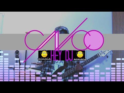 CNCO // Hey DJ [BASS COVER]
