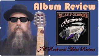 """Billy F  Gibbons """"Hardware"""" 