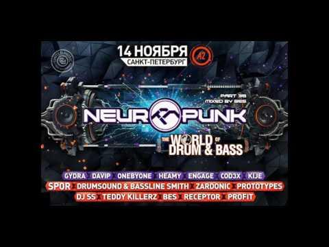 Neuropunk pt.38 mixed by Bes