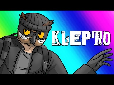 Thumbnail: THE BEST BURGLARS EVER! (Klepto Funny Moments and GLitches)