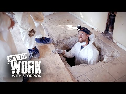 Get to Work with Scorpion | Episode 4 Preview | S&D Plumbing