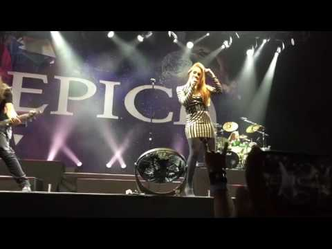 Epica pepsi center México 2017 part1
