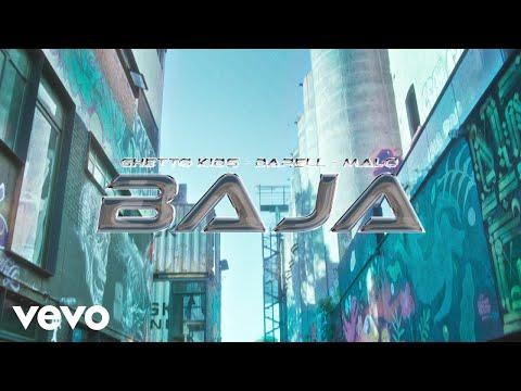 Ghetto Kids, Darell, Malo - Baja (Video Oficial)
