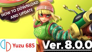 HOW TO INSTALL UPDATE 8.0 SUPER SMASH BROS ULTIMATE YUZU