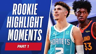 The BEST Rookie Moments From The Season | Part 1️⃣
