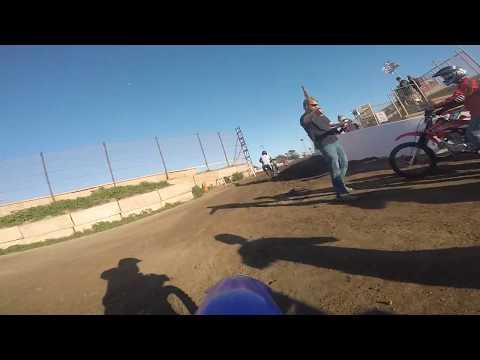 Ventura Raceway Flat Track 150cc Heat 1 TTR125