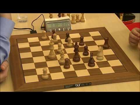 Shakhriyar Mamedyarov vs Alexander Morozevich - Blitz Chess Ending