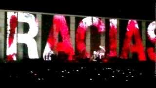 Roger Waters - Run Like Hell (Pt. 1) (The Wall Live) (Santiago, Chile 2012) [HD]