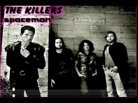 Spaceman the killers karaoke