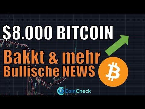 bitcoin-bricht-über-die-$8.000!-sehr-viele-bullische-news!-kryptowährungen-deutsch