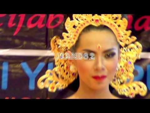 LOMBA FASHION SHOW KEBAYA GLAMOUR~INDAH HIJAB SMART HONGKONG (JEAND82)