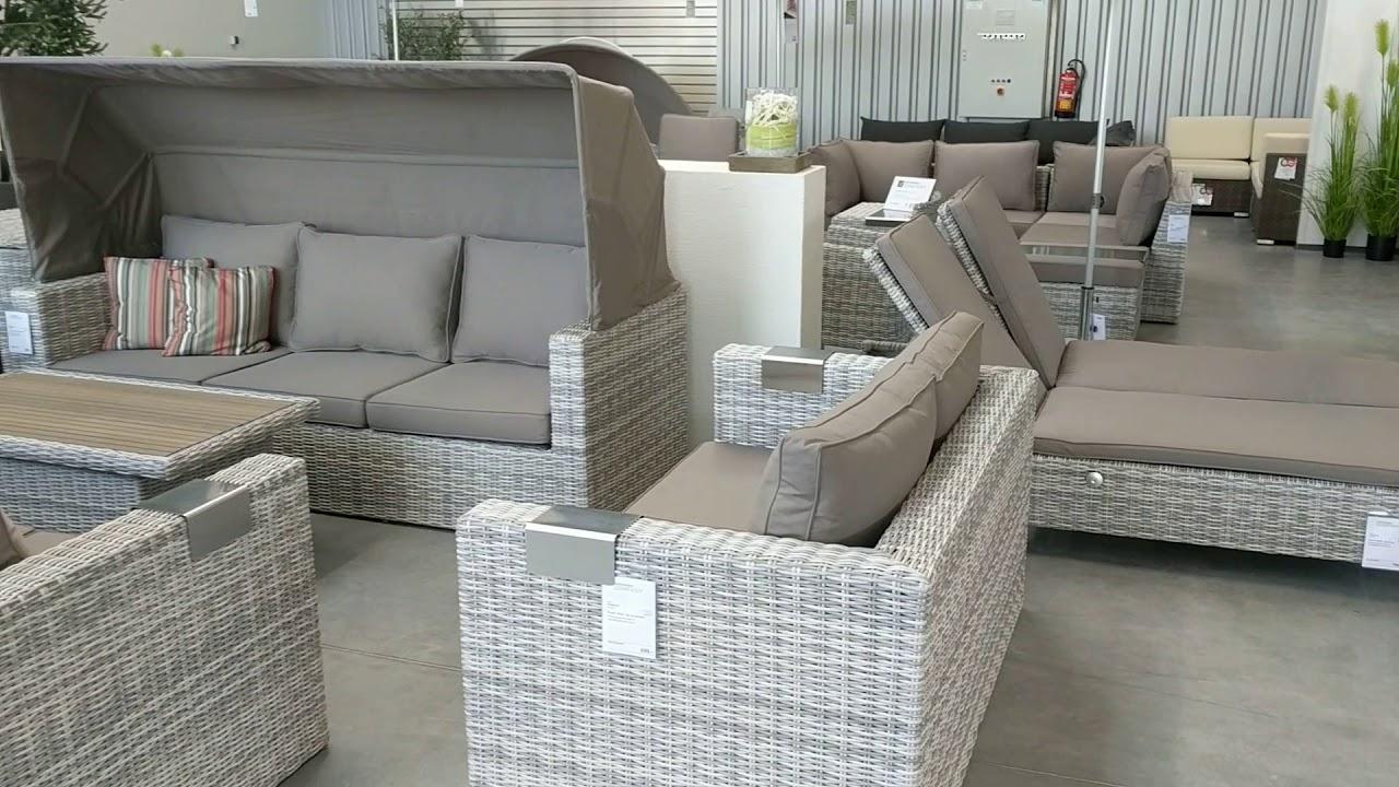 rundgang durch den gartenm bel lagerverkauf karlsruhe youtube. Black Bedroom Furniture Sets. Home Design Ideas