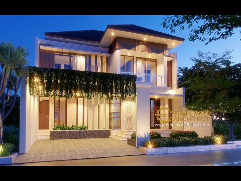 Jasa Arsitek Desain Rumah Ibu Heny - Jakarta