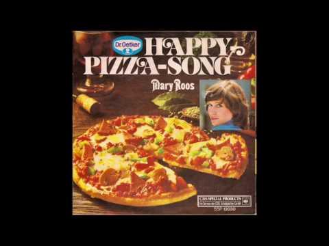 Mary Roos  HappyPizzaSong 1974