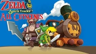 The Legend of Zelda: Spirit Tracks- Cutscenes