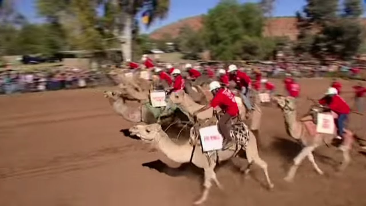 Alice Springs Camel Cup Can Legendary Neil Waters Win Again