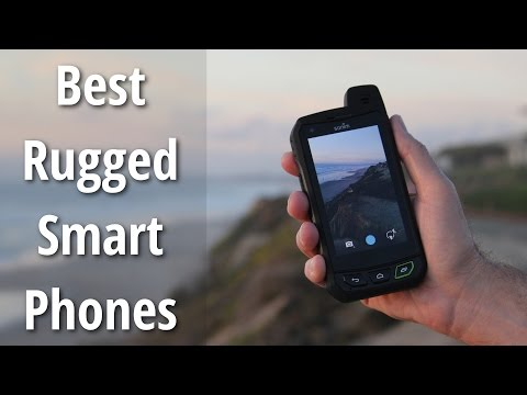 10 of the best rugged, most durable smartphones