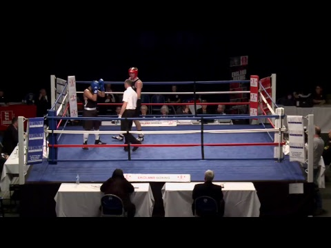England Boxing - National Youth Championships 2018 Day 2 Semi-Finals - Ring A