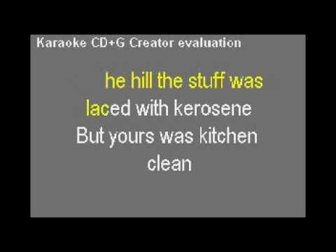 Steely Dan-Kid Charlemagne Karaoke