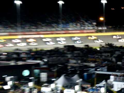 Green Flag Lowes Motor Speedway Youtube