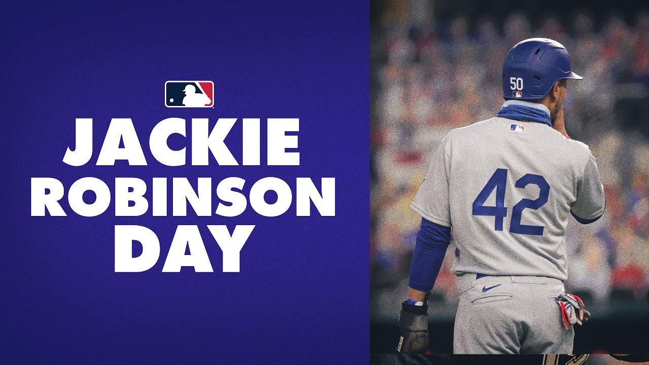 Download Never forget 42 | MLB celebrates Jackie Robinson Day